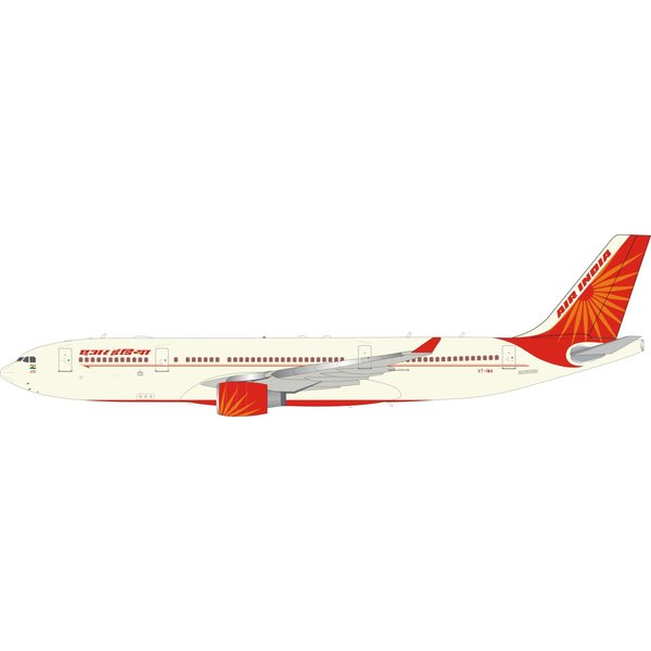 InFlight A330-200 Air India 2007 livery VT-IWA 1:200 +preorder+