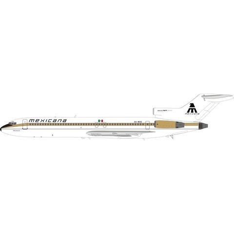 B727-200 Mexicana XA-MXE 1:200 +Preorder+