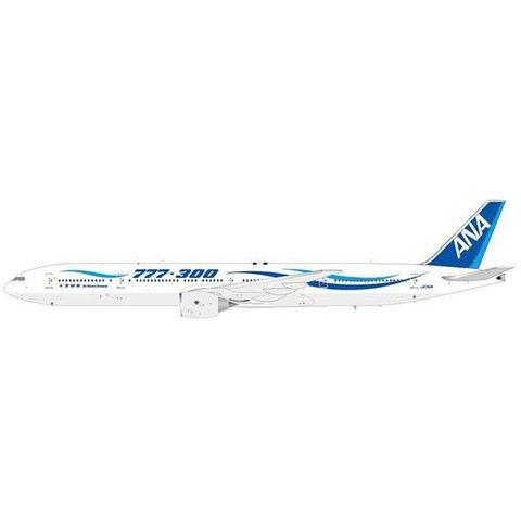 JCWIN B777-300 ANA  (Special Wave Livery) JA751A w/Stand
