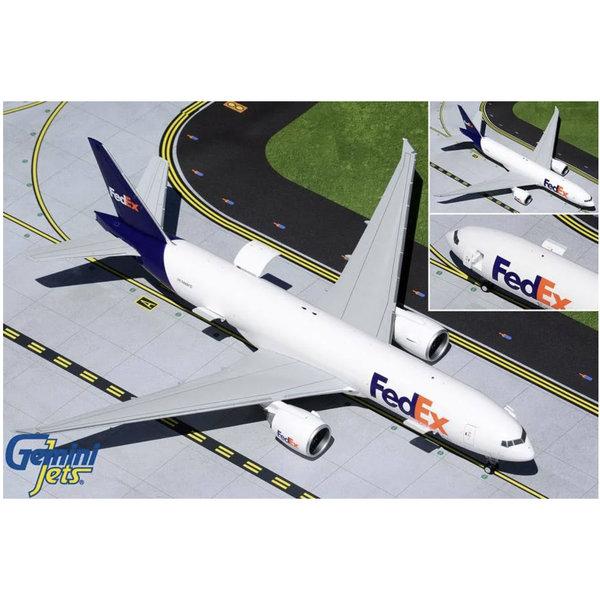 Gemini Jets B777LRF FedEx Express N888FD 1:200 Interactive
