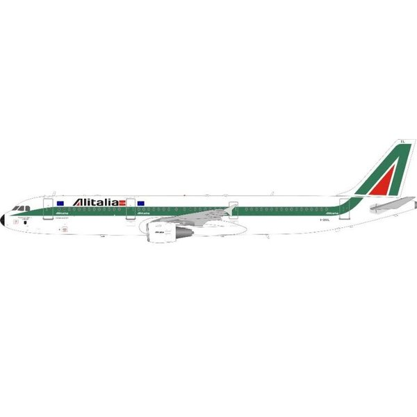JFOX A321 Alitalia old livery I-BIXL 1:200 +preorder+