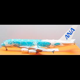 JC Wings A380-800 ANA Sea Turtle Kai Green JA382A 1:200 (2nd)+preorder+