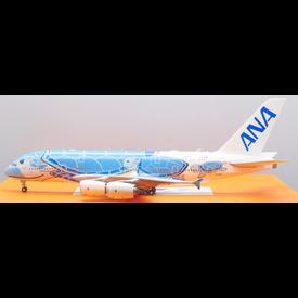 JC Wings A380-800 ANA Sea Turtle Lani Blue JA381A 1:200 (2nd)+Preorder+