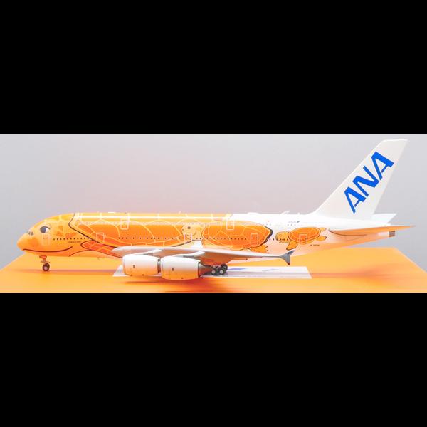 JC Wings A380-800 ANA Sea Turtle Ka La Red JA383A 1:200 (2nd) +preorder+