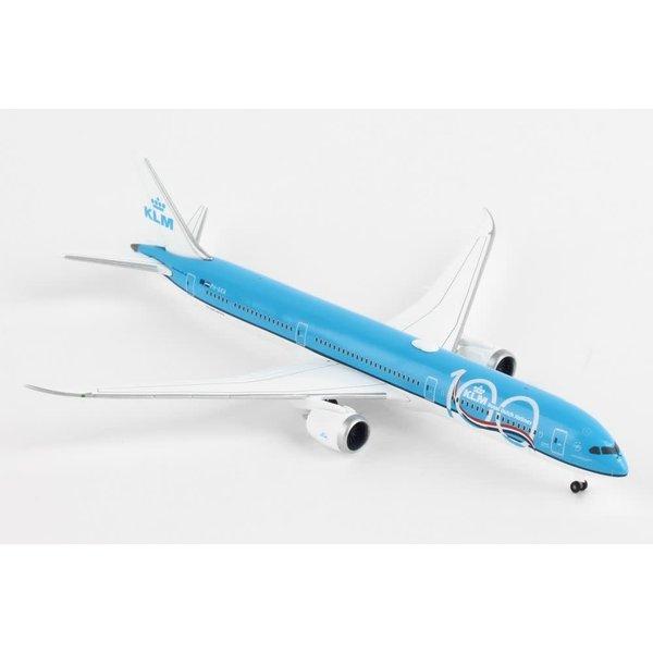 Herpa B787-10 Dreamliner KLM 100 years 1:500