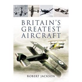 Brtiain's Greatest Aircraft hardcover