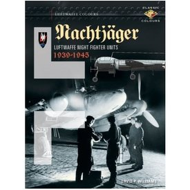 Classic Publications Nachtjager: 1939-45: Classic Colours  hardcover