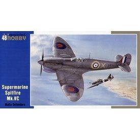 Special Hobby Spitfire Mk.Vc Malta Defenders 1:48