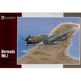 Special Hobby Brewster Bermuda Mk.I 1:72