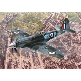 """Special Hobby Spitfire Mk.24 """"The Last of the Best"""" 1:72"""