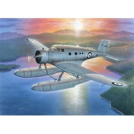 """Special Hobby Northrop Delta Mk.II """"RCAF 'On snow and water' 1:72"""