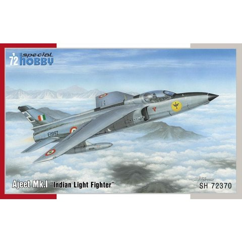 "Ajeet Mk.I ""Indian Light Fighter"" 1:72"