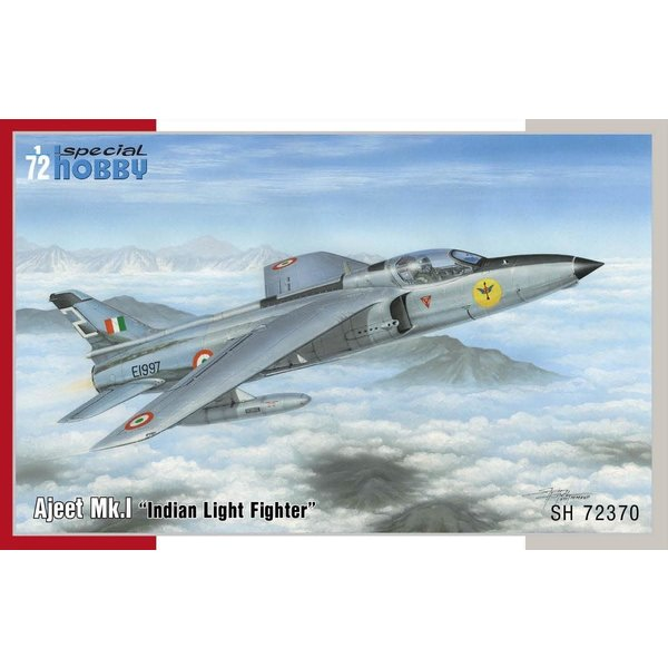 "Special Hobby Ajeet Mk.I ""Indian Light Fighter"" 1:72"