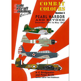 Scale Aircraft Modelling Combat Colours No.4: Pearl Harbor and Beyond: CC#4 SC