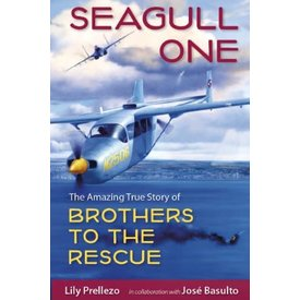 University Press of Florida Seagull One: Brothers To The Rescue HC +SALE+