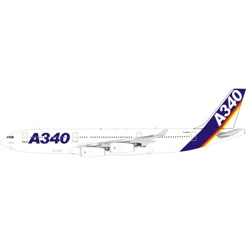 A340-200 Airbus House livery F-WWAI 1:200 +preorder+