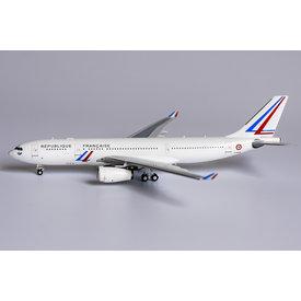 NG Models A330-200 French Air Force VIP new c/s F-UJCS 1:400