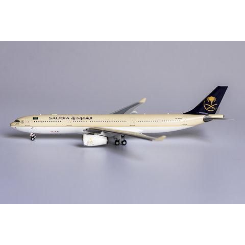 A330-300 Saudia HZ-AQ25 1:400