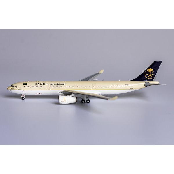 NG Models A330-300 Saudia HZ-AQ25 1:400