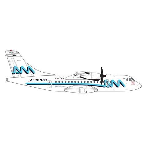 ATR-42-500 AEROMAR XA-TKJ 1:400
