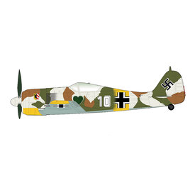 Hobby Master Fw190A-4 1./JG 54 WHITE10 Nowotny Staraya Russia 1:48 +Preorder+