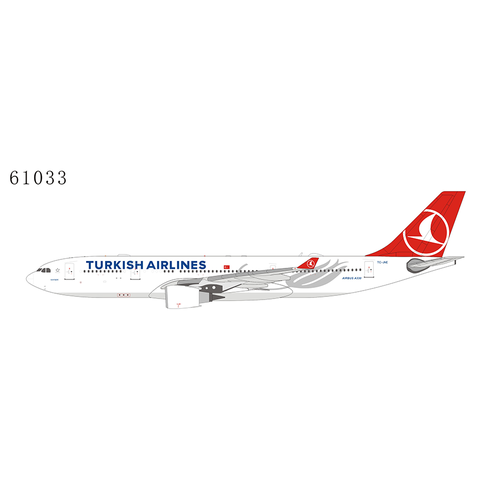A330-200 Turkish Airlines TC-JNE 1:400  +preorder+