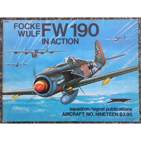 Squadron FW190:IN ACTION #19 SC *Discontinued*USED*