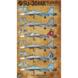 Kitty Hawk Models Su30MKK Flanker C 1:48