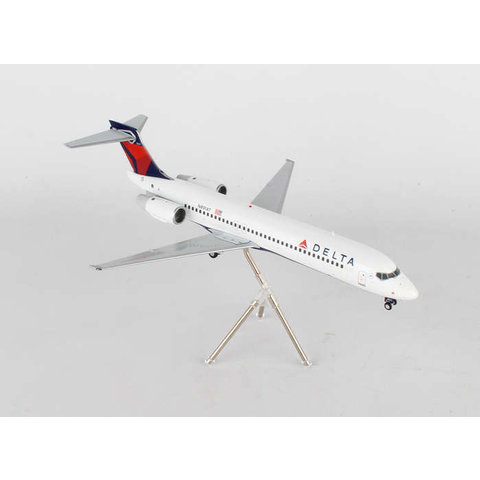B717-200 Delta 2007 livery N891AT 1:200 with stand**Discontinued**