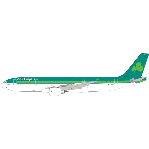 InFlight A330-200 Aer Lingus EI-LAX 1:200 with stand +preorder+