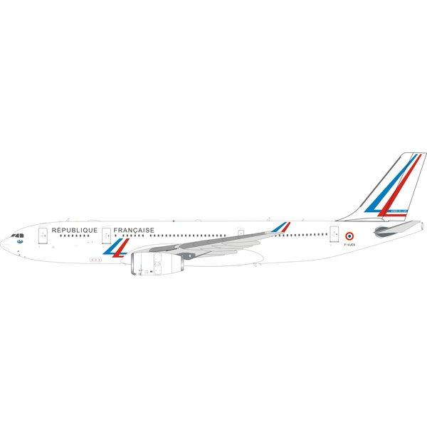 InFlight A330-200 France Air Force Armee de l'Air COTAM F-UJCS 1:200 +Preorder+