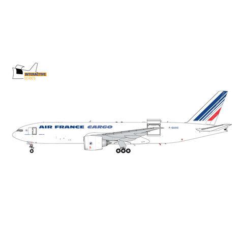 B777LRF Air France Cargo F-GUOC 1:200 Interactive Series