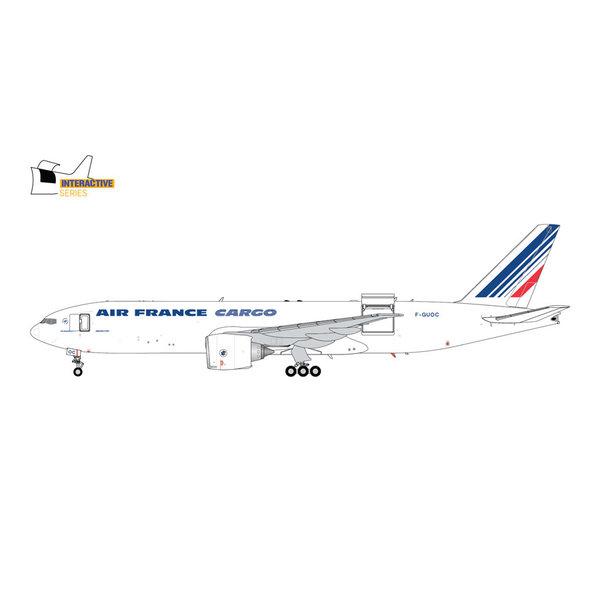 Gemini Jets B777LRF Air France Cargo F-GUOC 1:200 Interactive Series