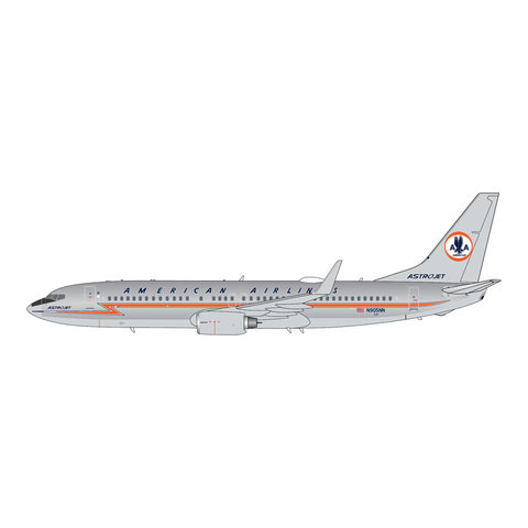 B737-800W American Astrojet N905NN 1:400 polished +Preorder+