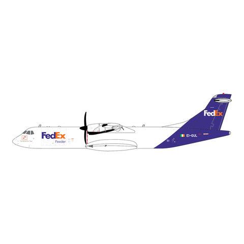 ATR72-600F FedEx Feeder EI-GUL 1:400 +preorder+