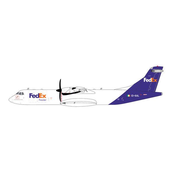 Gemini Jets ATR72-600F FedEx Feeder EI-GUL 1:400 +preorder+