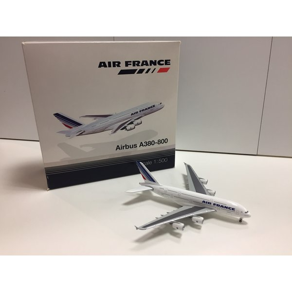 Herpa A380-800 Air France 1:500 **Discontinued**