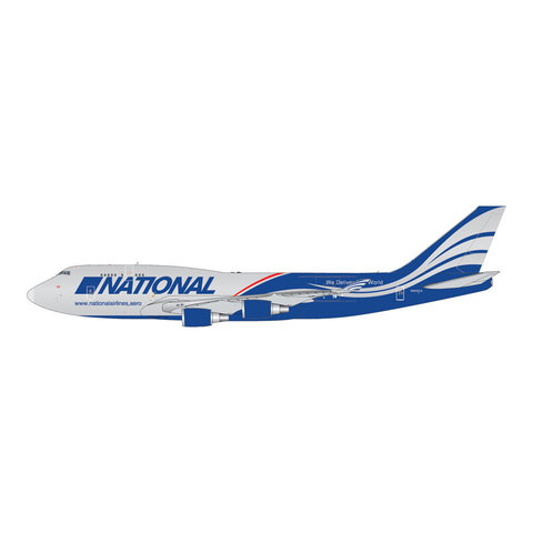 B747-400BCF National Airlines N952CA 1:400 +preorder+