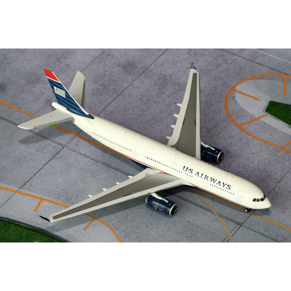 Gemini Jets A330-200 US Airways 2006 Final Livery N280AY 1:400**Discontinued**