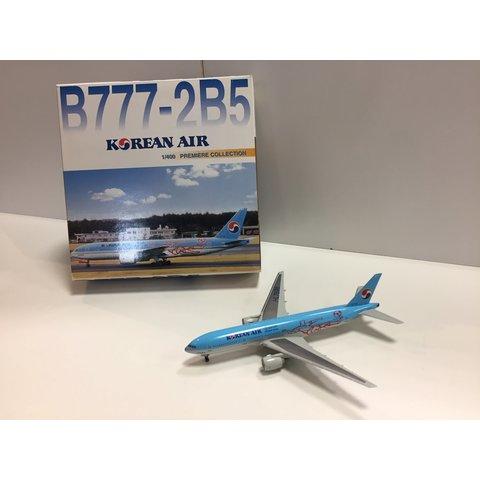 B777-2B5 Korean Air 2002 FIFA World Cup 1:400 **Discontinued**