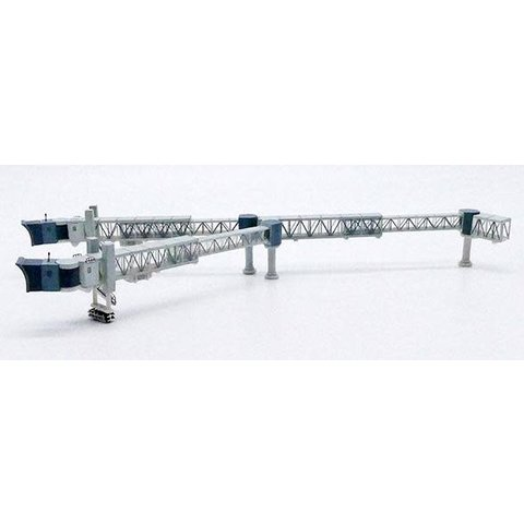 Airport Passenger Bridge B747 Transparent 1:400 +preorder+