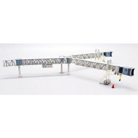 Airport Passenger Bridge B747 Transparent 1:200 +preorder+