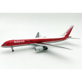 InFlight B757-200 Avianca Columbia old livery EI-CEY 1:200 1:200 +Preorder+