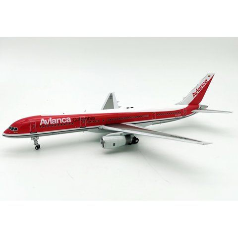B757-200 Avianca Columbia old livery EI-CEY 1:200 1:200 +Preorder+