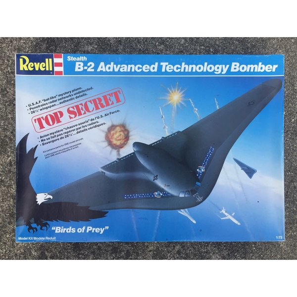 Revell B2 'Stealth' Advanced Technology Bomber 1:72**Discontinued**Used