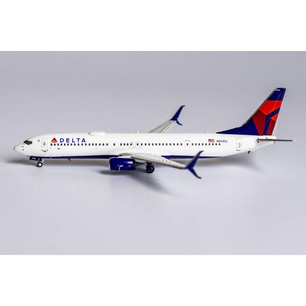 NG Models B737-900ERS Delta Air Lines N913DU 1:400 scimitars