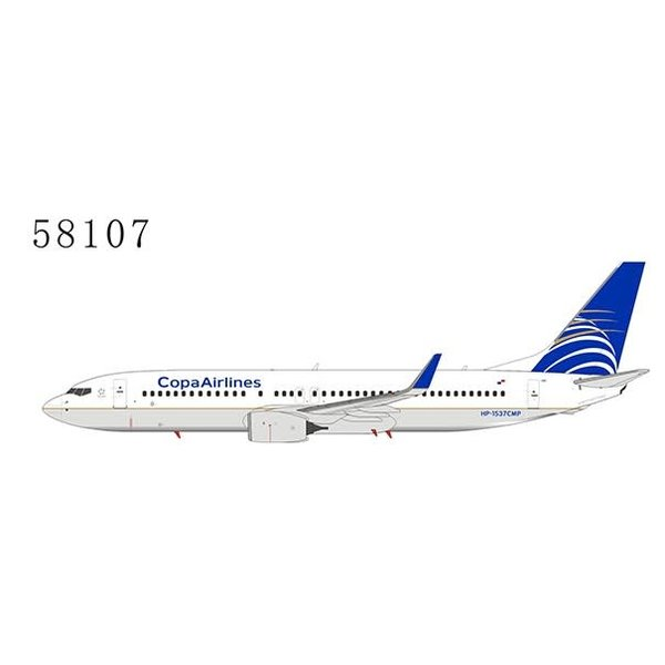 NG Models B737-800W Copa Airlines HP-1537CMP 1:400 +preorder+