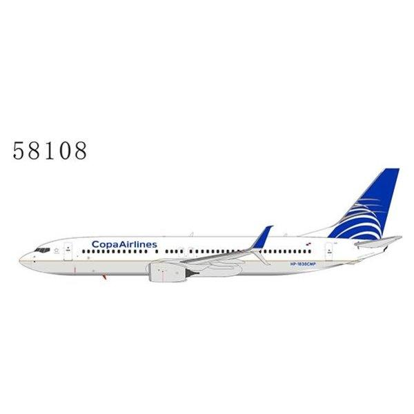 NG Models B737-800S Copa Airlines HP-1538CMP 1:400 scimitars +preorder+