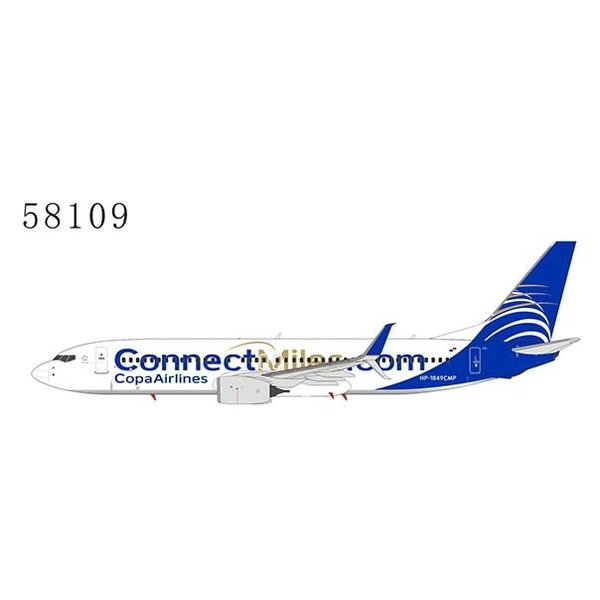 NG Models B737-800S Copa Airlines ConnectMiles HP-1849CMP  1:400 +preorder+