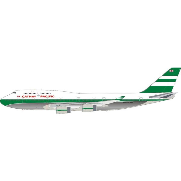 JFOX B747-400 Cathay Pacific Airways old livery VR-HOP 1:200 +Preorder+